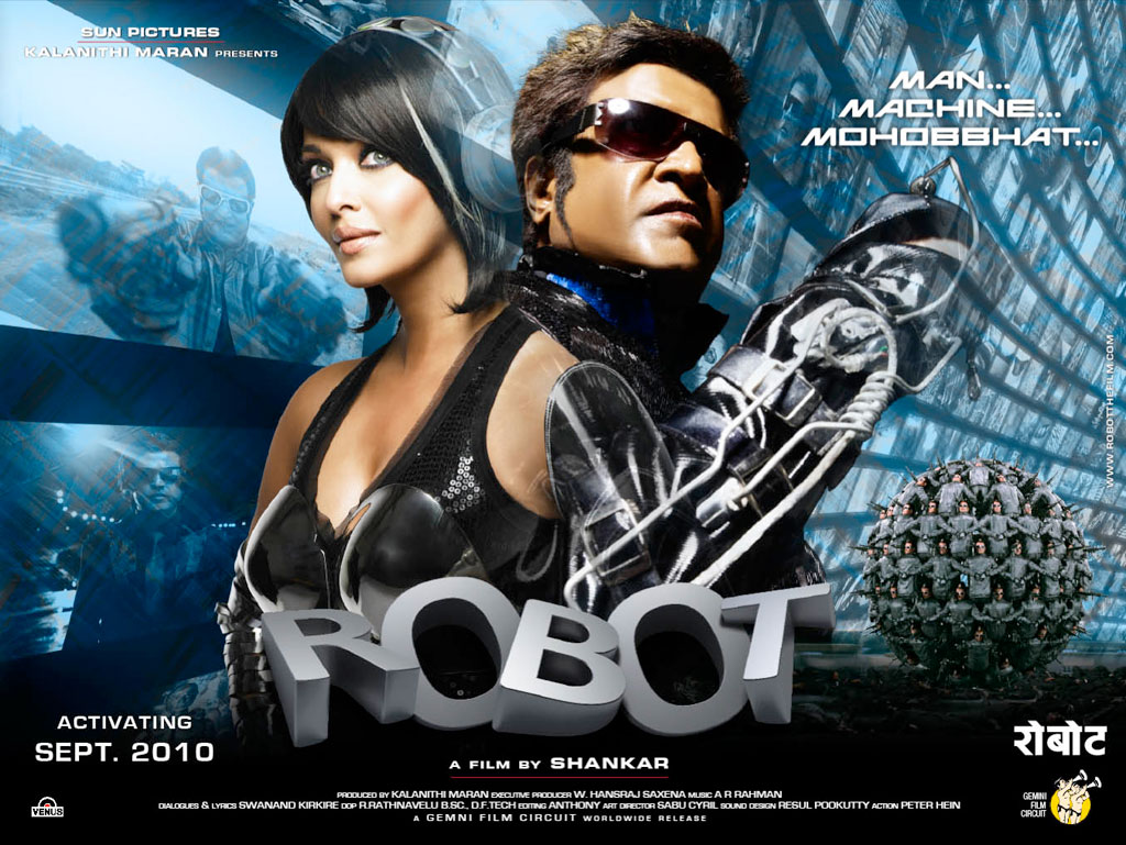 Robot the Film