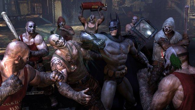 скачать игру бэтмен аркхем сити через торрент - фото 5