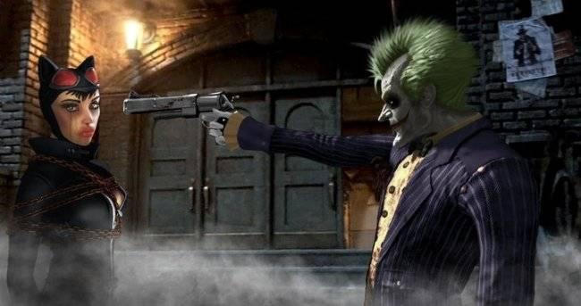 скачать игру бэтмен аркхем сити через торрент - фото 8