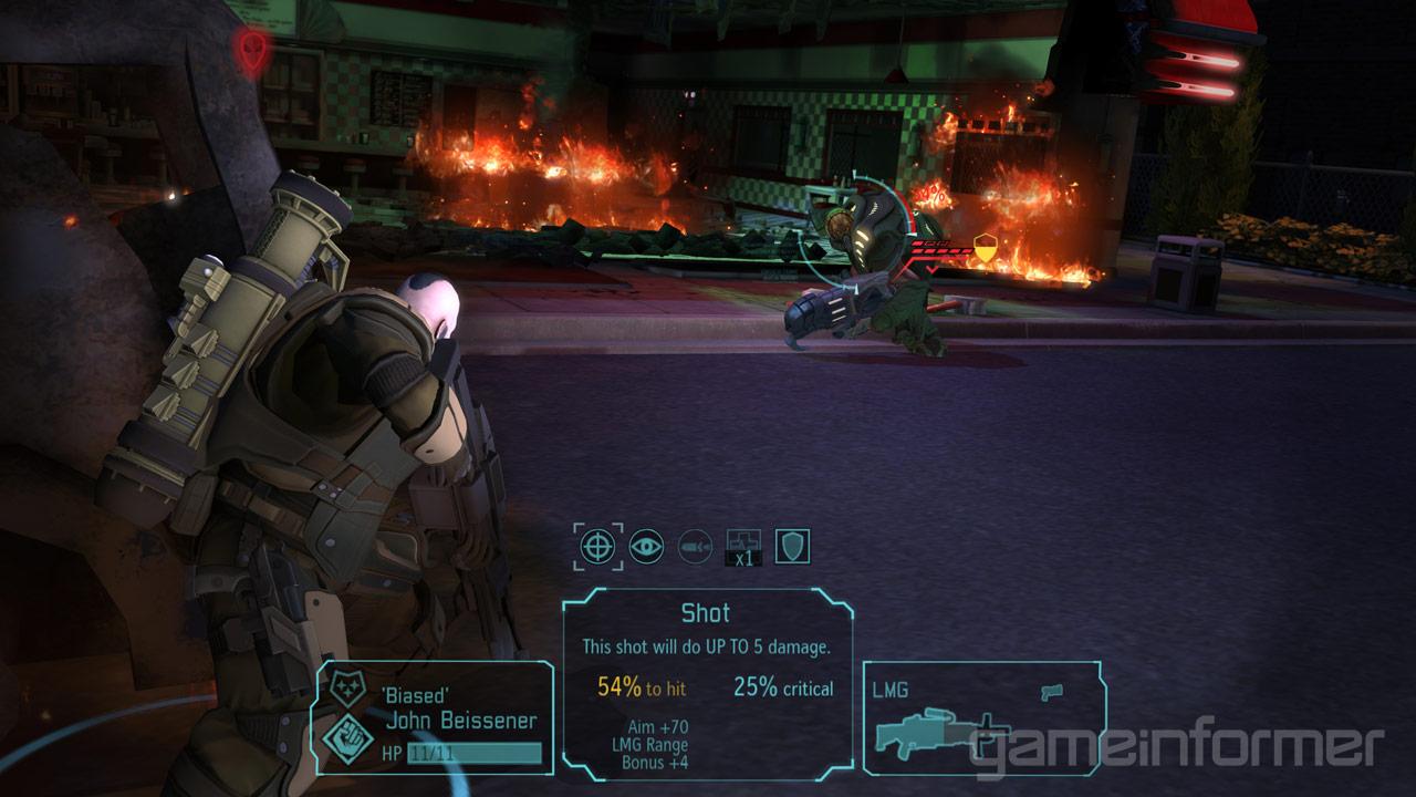 Крутые скриншоты X-COM: Enemy Unknown | Anton Logvinov