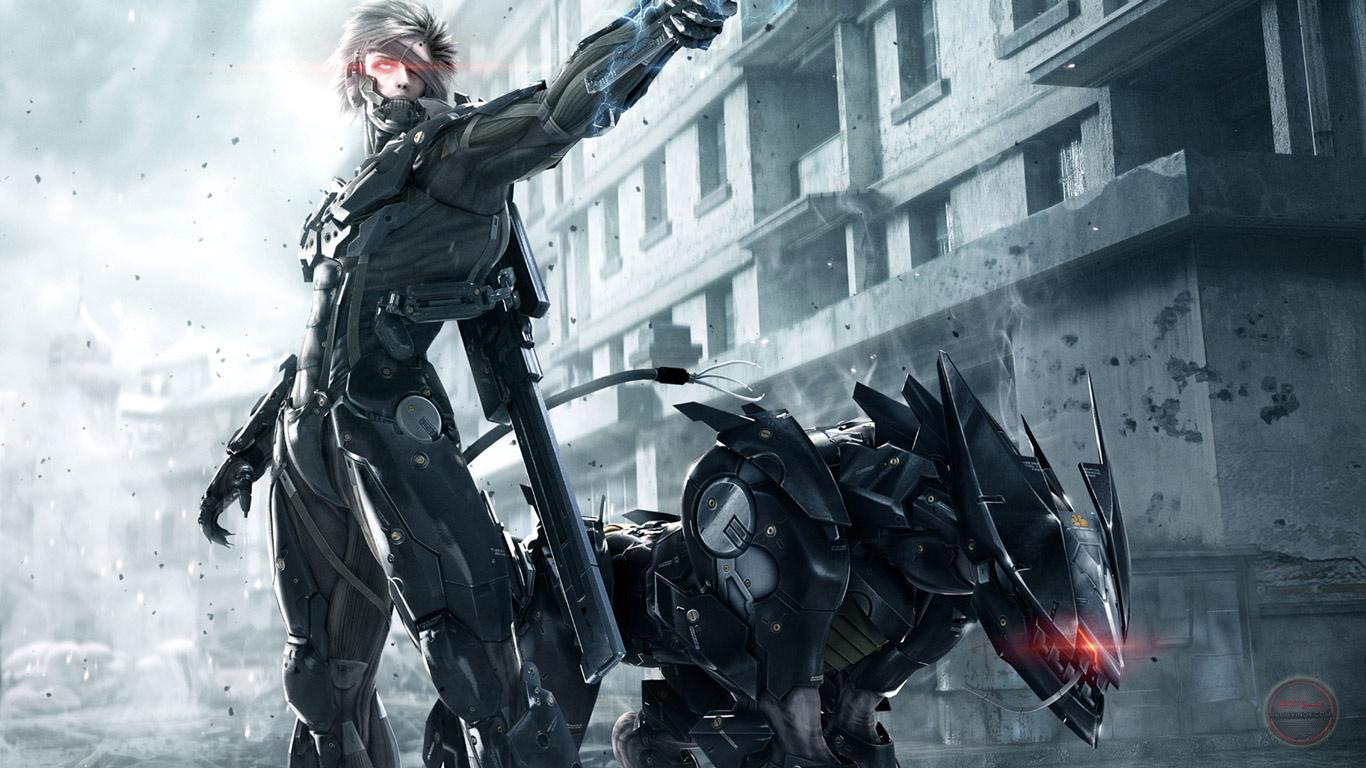 Metal Gear Rising Revengeance-Logo