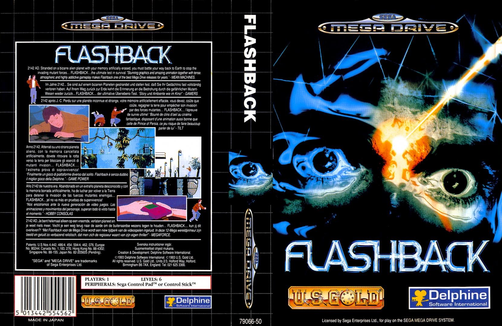 Flashback_MegaDrive_PAL_Front