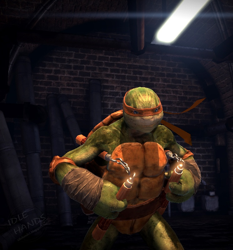 Teenage Mutant Ninja Turtles Out Of The Shadows 04