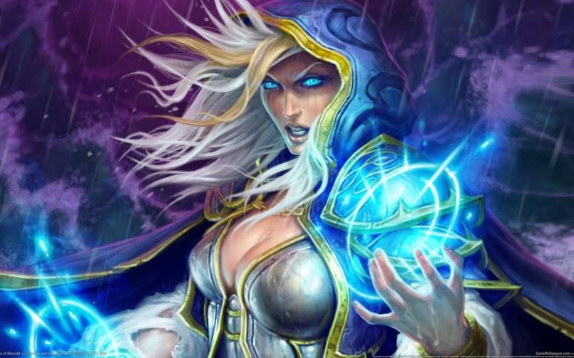 Hearthstone legend Warcraft Heroes HD Wallpapers 5_1440x900