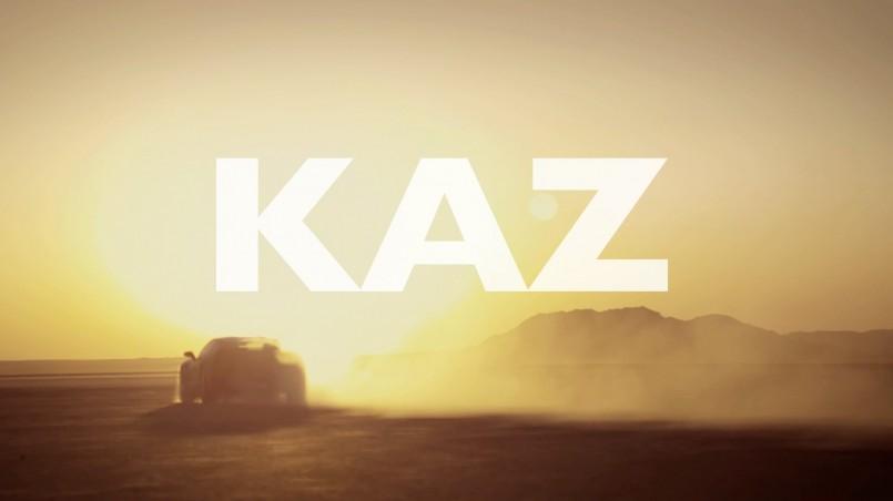 KAZ Pushing the Virtual Divide