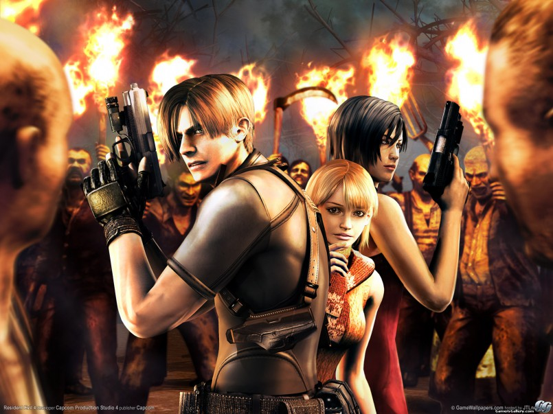 wallpaperresidentevil4