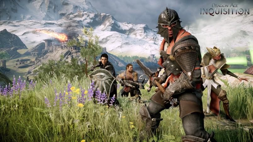 Скачать Торрент Игра Dragon Age Inquisition - фото 3