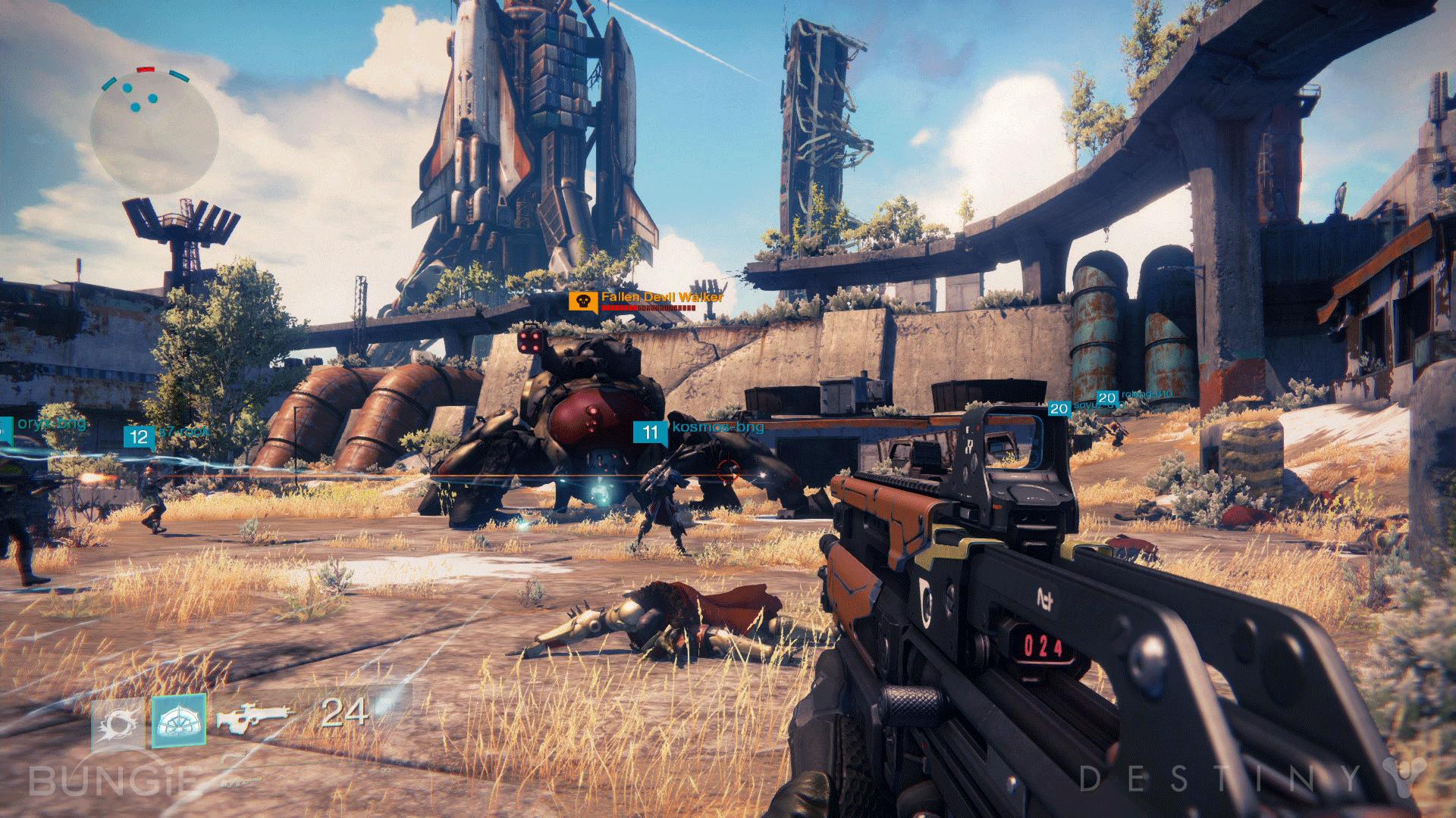 Destiny: Бесконечные патроны взлом