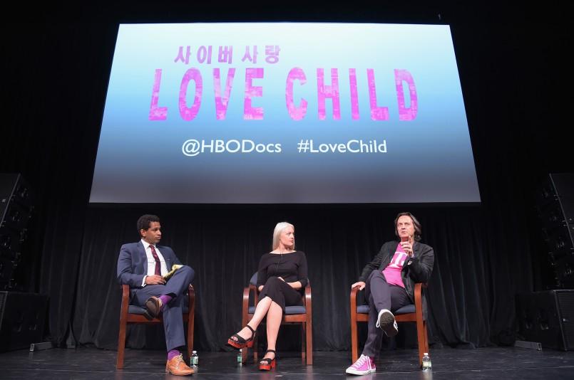 "HBO Documentary Screening Of ""Love Child"""