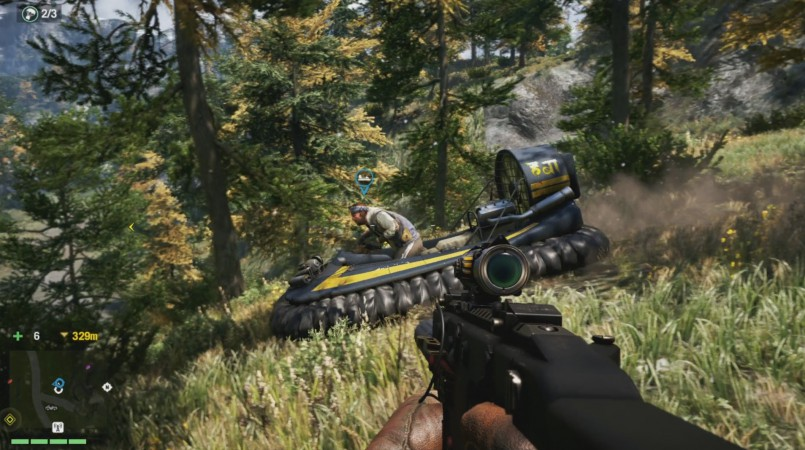 farcry4 coop