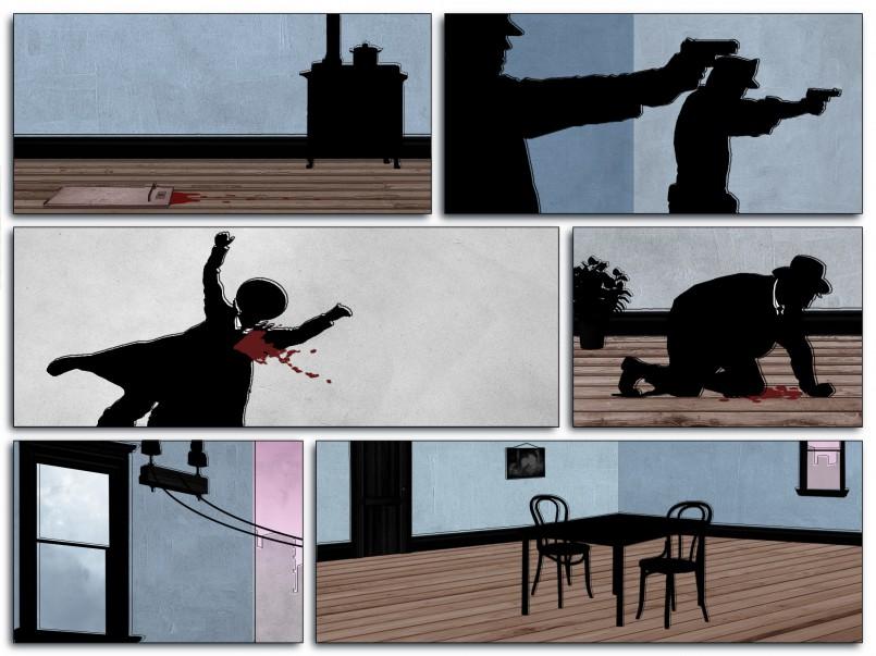 Framed игра скачать бесплатно