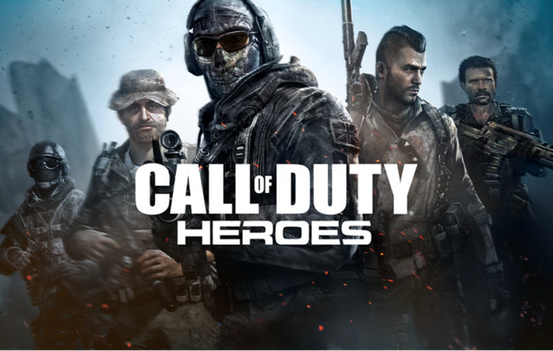 call of duty -heroes