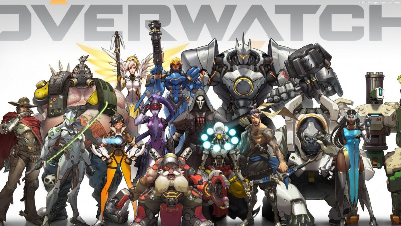 Overwatch-Characters-Images