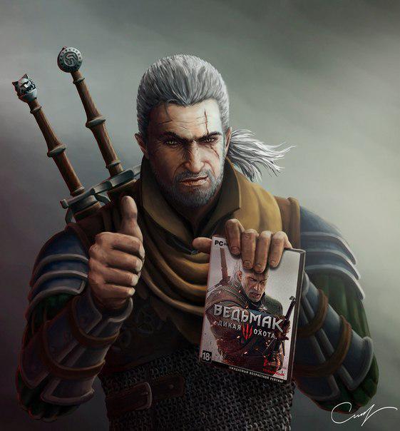 скачать бесплатно игру ведьмак через торрент на русском - фото 3