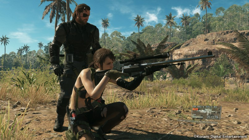 mgs v quiet