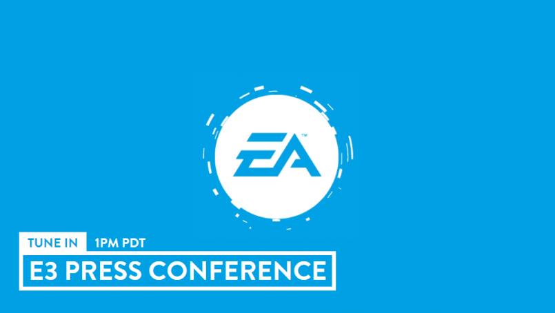 EA E3 Press Conference 2015   Electronic Arts