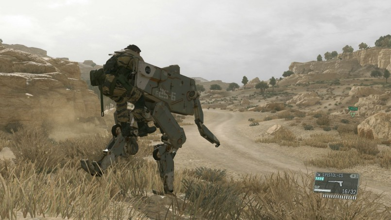 mgs v robot