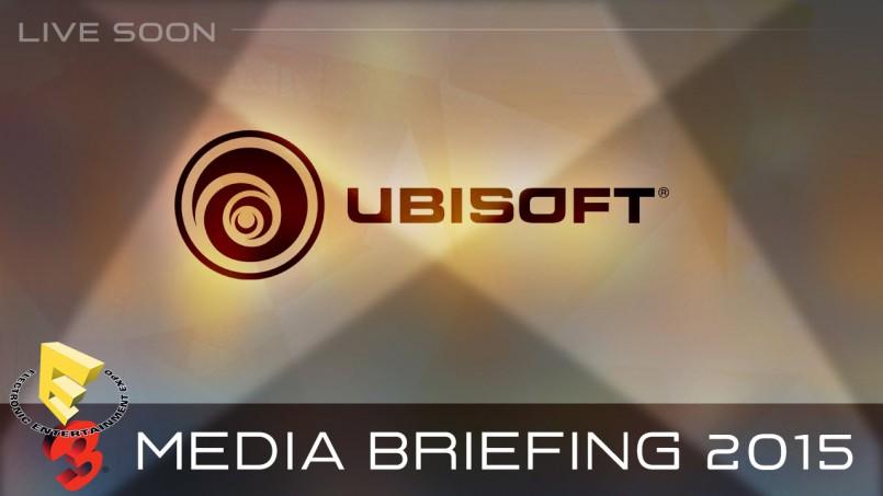 ubisoft media briefing 2015 live