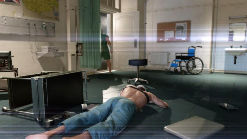 mgs v hospital