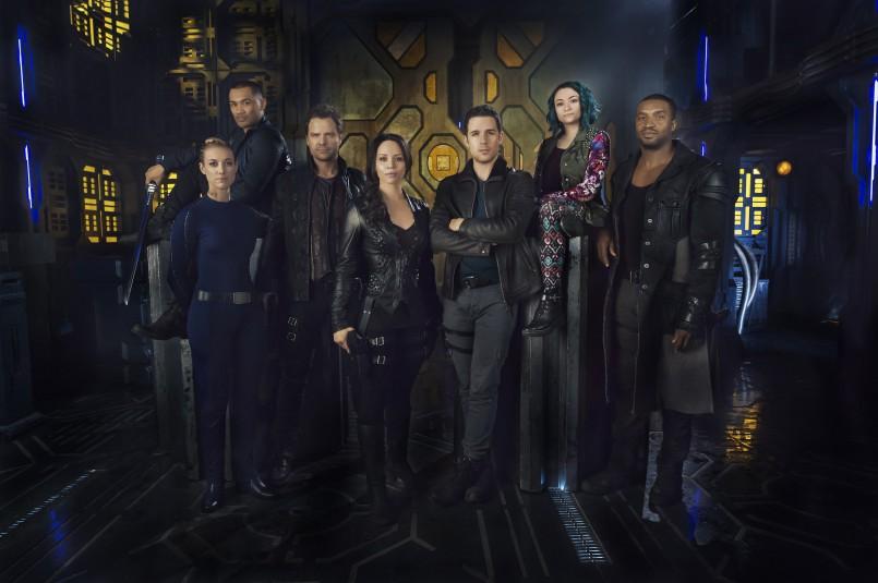 скачать темная материя 3 сезон 11 серия бесплатно
