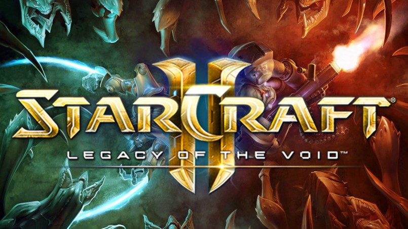 star craft 2 legacy