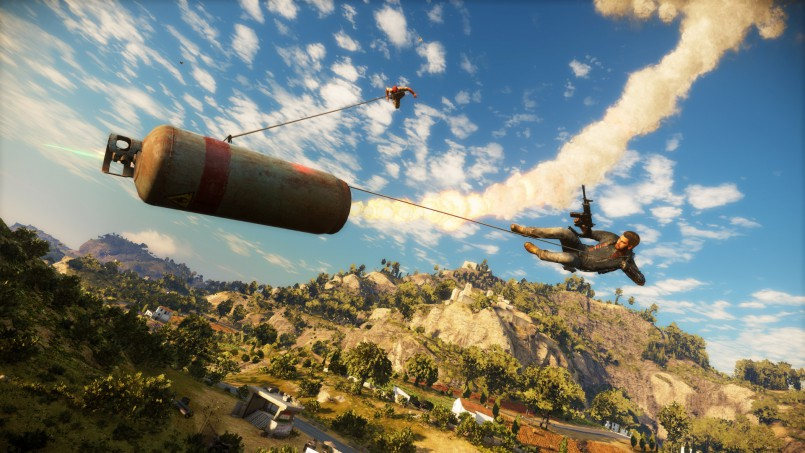 just cause 3 jc3