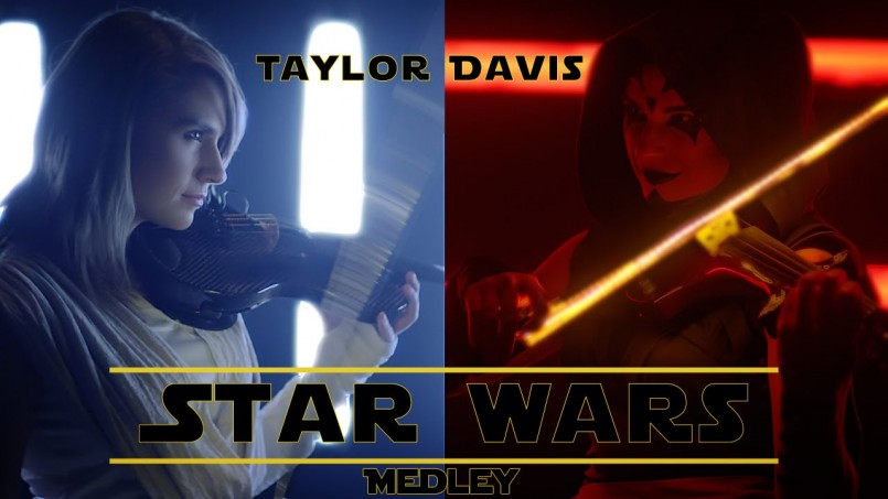 Star Wars Medley (Violin Cover)