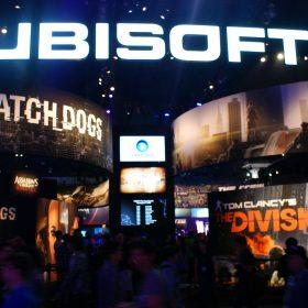Ubisoft E3 booth